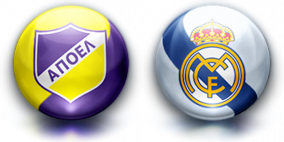 apoel nicosia real madrid cuartos de final champions league