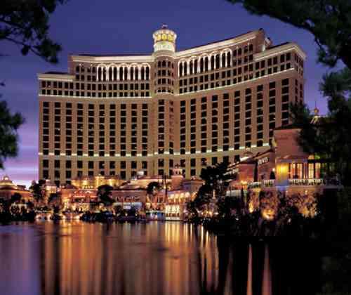 Casinos de Las Vegas: El Bellagio 3