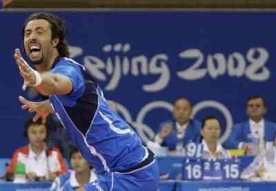 Fallece el jugador de voleibol Bovolenta 3