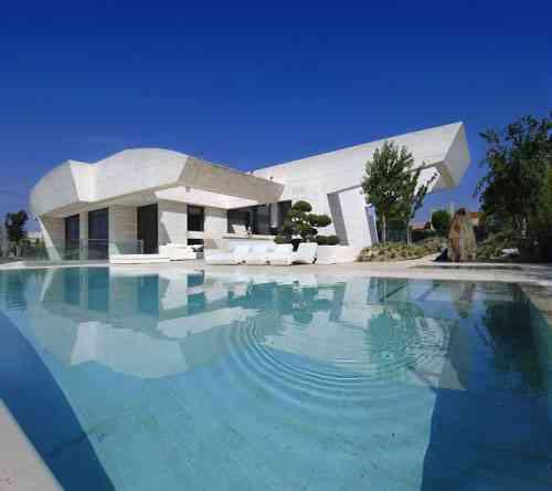 Mansiones famosos lujo vip - Fotos de la casa de cristiano ronaldo ...