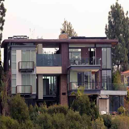 Mansiones de lujo de famosos: Justin Bieber 3
