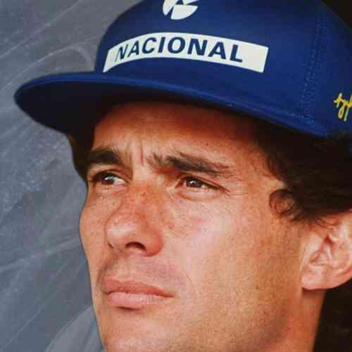 Subasta de casco de Ayrton Senna 3