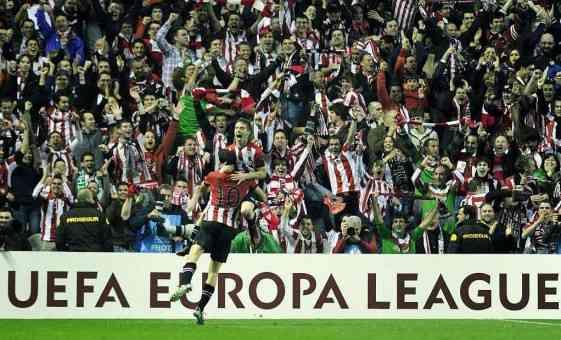 el bilbao elimina al manchester united