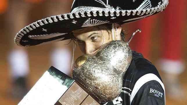 David Ferrer está en el Top-Ten de españoles con más títulos 3