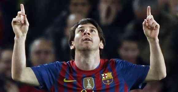 Leo Messi no es de este planeta 5
