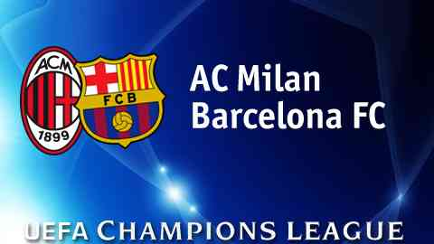 milan barcelona cuartos de final champions league