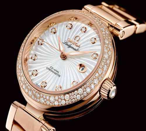 Omega Ladymatic: el reloj de Nicole Kidman 3
