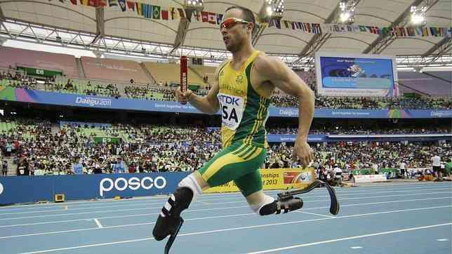 Pistorius logra la mínima para los Juegos Olímpicos 3