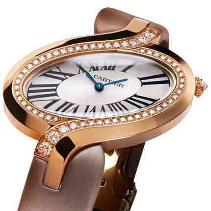 Reloj marca cartier para mujer  df843cb61291