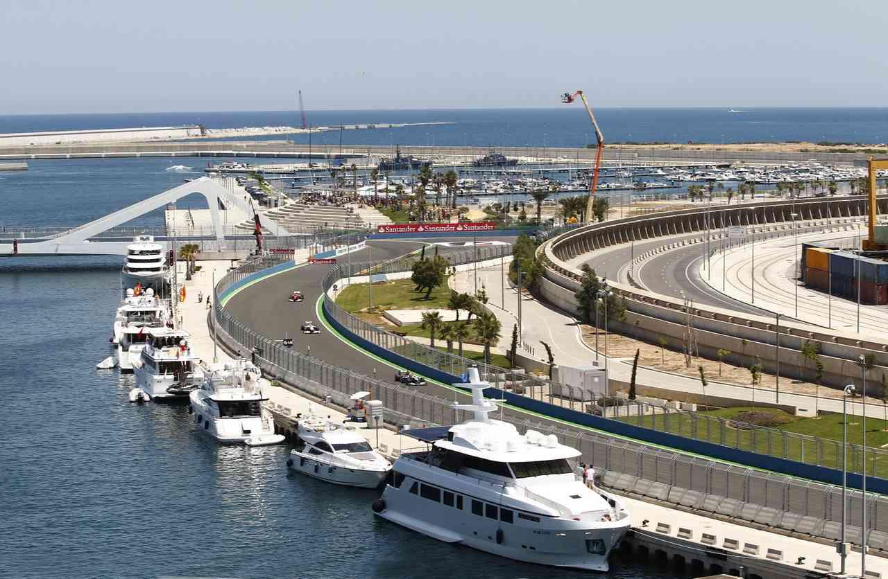 El GP de Valencia corre peligro 3