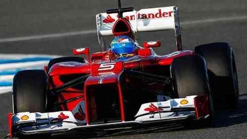 Ferrari sigue sin estar cerca de los mejores 3