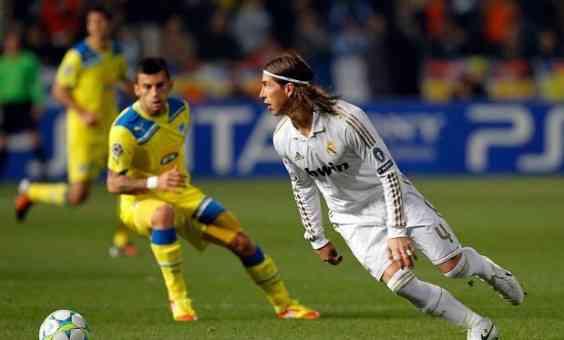 Real Madrid se enfrenta al apoel de nicosia en el partido de vuelta de la Champions League