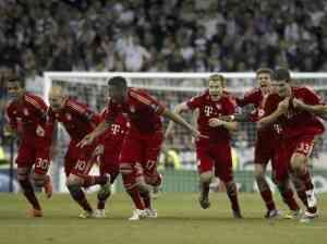 El Bayern jugará la final en casa