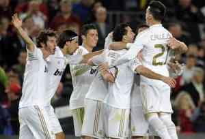 El Madrid se lleva el Clásico 3