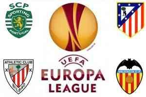 Los locales se adelantan en la Europa League 3