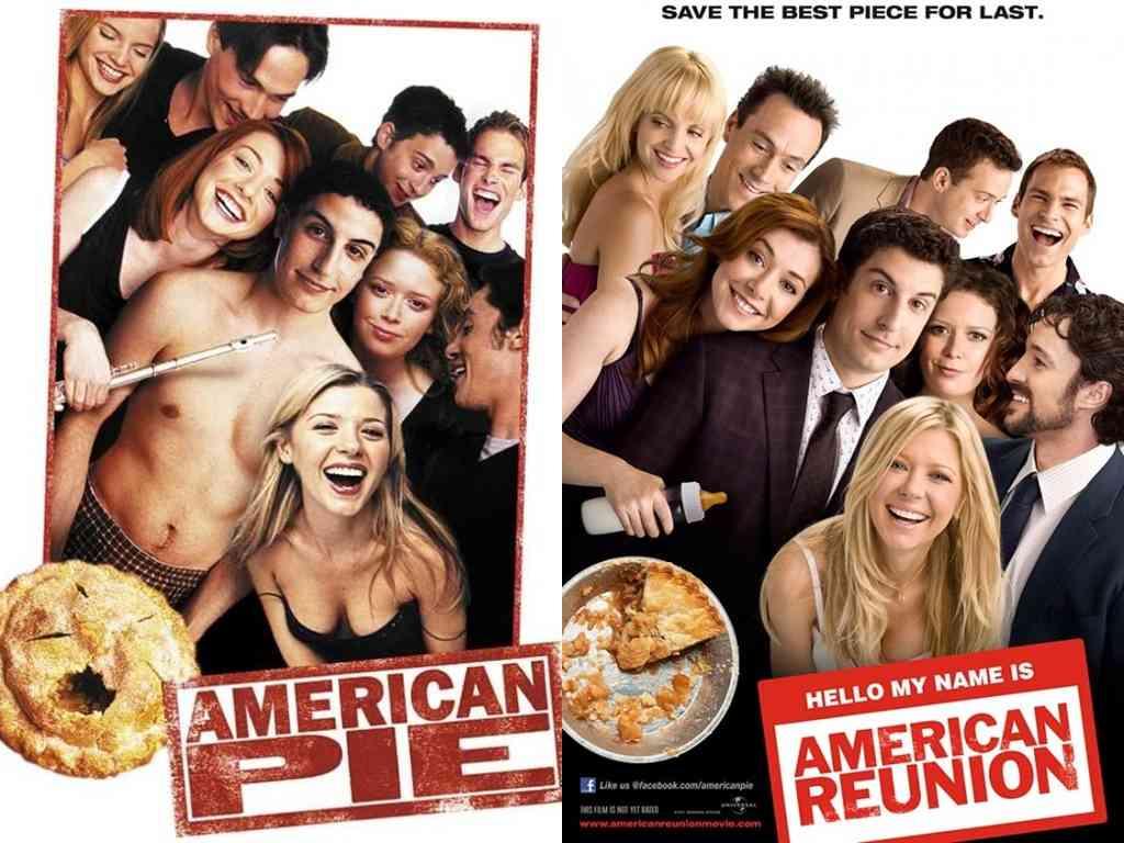 'American Pie: El Reencuentro', tiempos pasados fueron tiempos pasados 7
