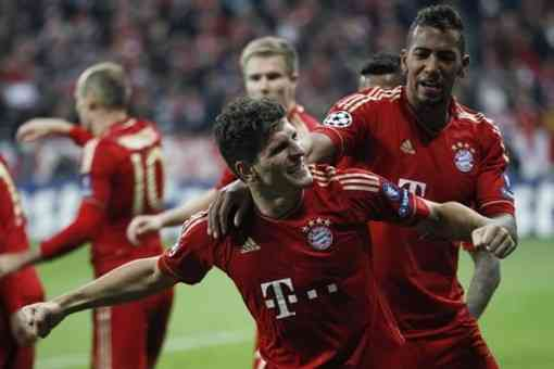 bayen munich a la final de la champions league
