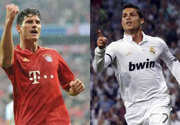 bayern munich vs real madrid semifinales de la champions league