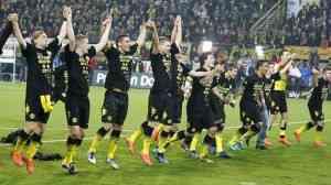 Dortmund campeón 3