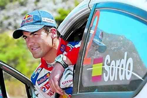 Dani Sordo estará a los mandos de un Ford en el Rally de Argentina 3