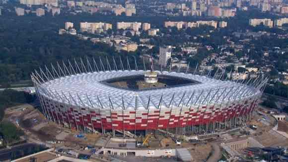estadio nacional de polonia
