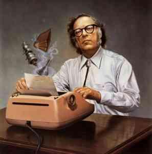 Decir Ciencia Ficción es decir Isaac Asimov 3