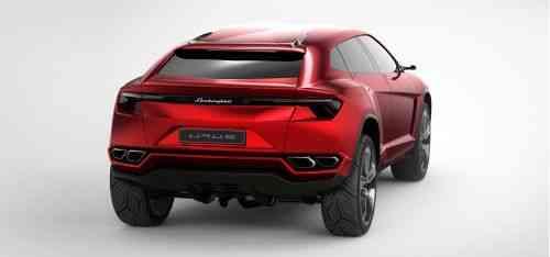 Lamborghini URUS, el SUV taurino 6