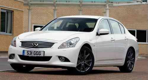 Mercedes motorizará la nueva serie G de Infiniti 3