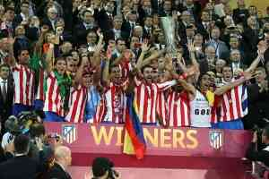 El Atlético rozó la perfección