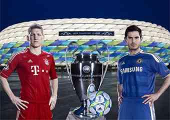 Hoy, final de la Champions en Múnich 3