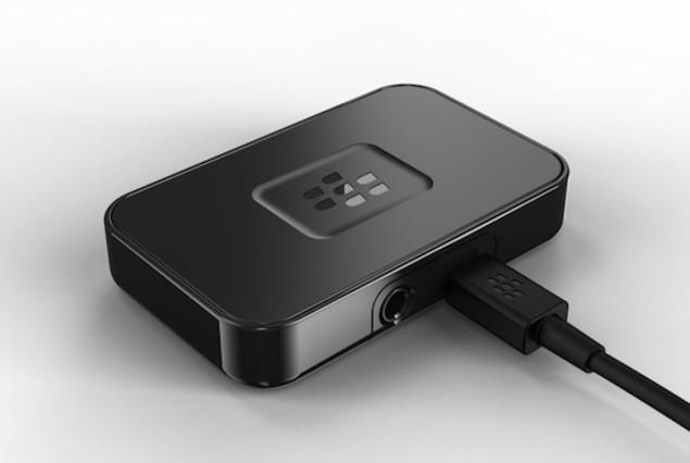 Blackberry Music Gateway: el nuevo invento para móviles de RIM