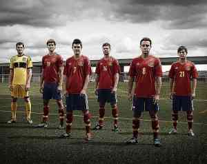 Los dorsales de España