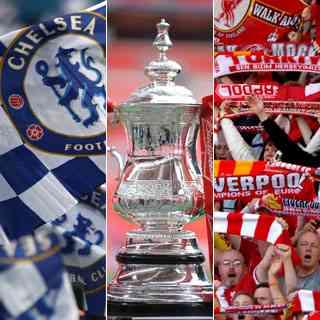 Día grande. Final de la FA Cup 3
