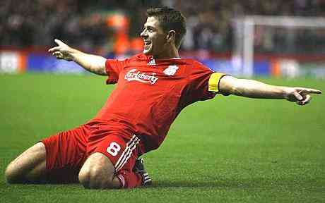 Gerrard cumple 32 años 3