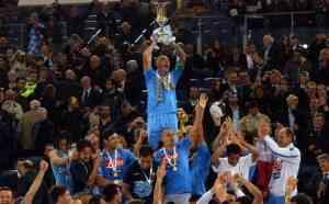 Napoli, campeón 22 años después 3