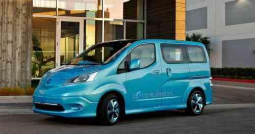 La Nissan e-NV200 se fabricará en Barcelona 3