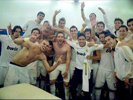 El Real Madrid es merecido campeón