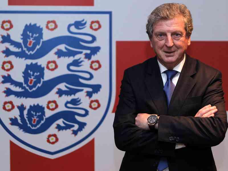 Roy Hodgson da la lista de inglaterra para la eurocopa