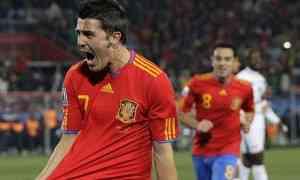 Villa no irá a la Eurocopa 3