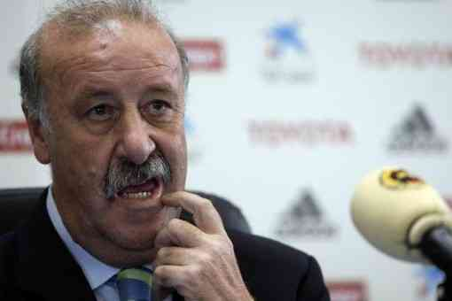convocatoria vicente del bosque eurocopa 2012