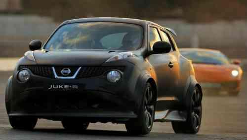 Nissan fabricará el Juke-R y a precio de oro 3