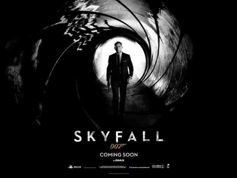 Primer tráiler de '007: Skyfall', la nueva película de James Bond