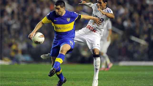 Boca y Corinthians no se sacan ventaja en la final de ida 3