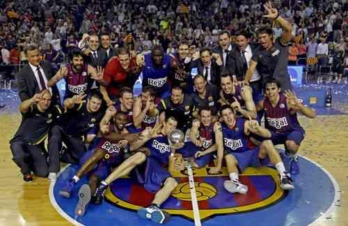 El Barcelona se lleva la Liga Endesa 3