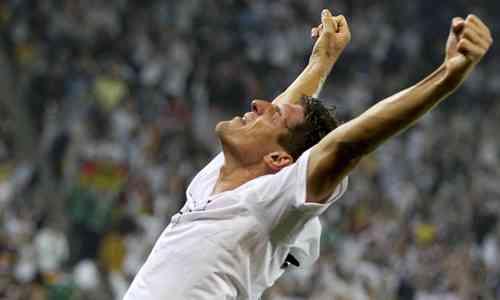 Mario Gómez Eurocopa 2012