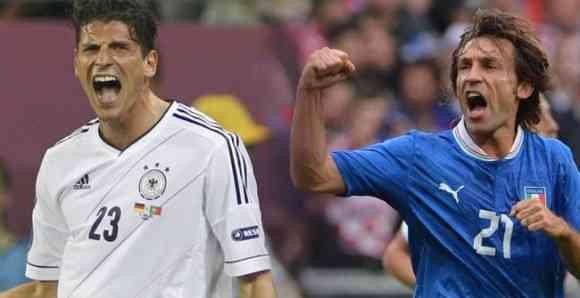 alemania italia semifinales eurocopa de futbol