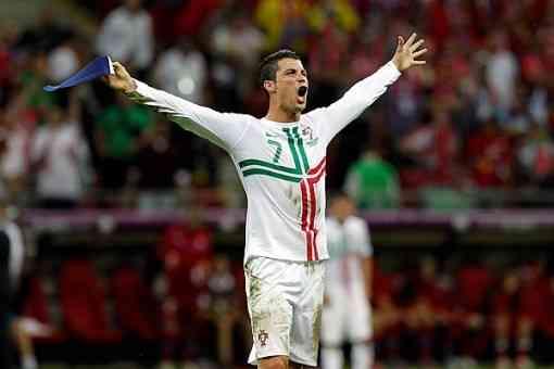 cristiano ronaldo el mejor tras los cuartos de final