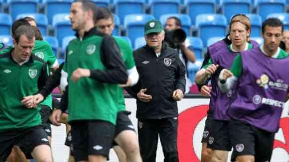 irlanda croacia eurocopa de futbol