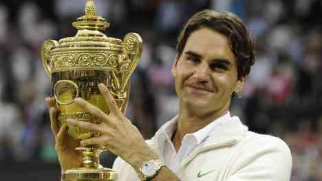 Federer gana su séptimo Wimbledon