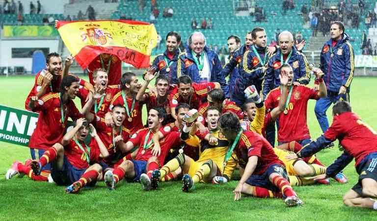 España se queda con el Europeo sub19